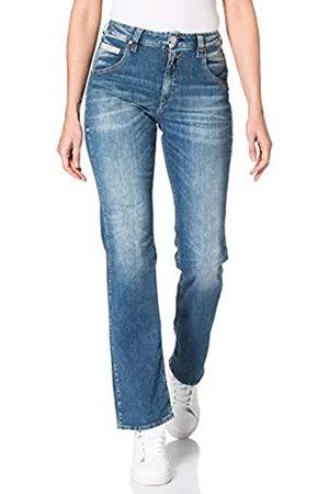 Herrlicher Damen HI Straight Cashmere Touch Denim Jeans