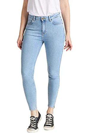 Lee Damen Scarlett High Zip Skinny Jeans