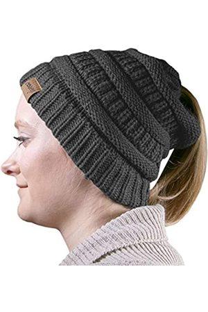 cosey Damen Beanie-Mütze