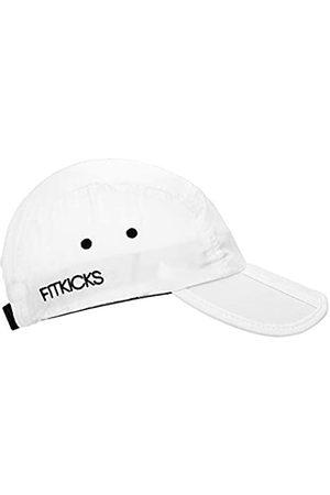 FitKicks Faltbare verstellbare Kappe UPF 50+ Active Lifestyle Hat Unisex Kopfbedeckung ( V2)
