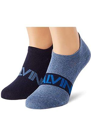 Calvin Klein Herren Socken & Strümpfe - Socks Mens Men's Liner (2 Pack) Socks