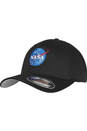 Mister Tee Herren Caps - NASA Logo Flexfit Cap