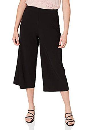 Object Damen OBJCECILIE New MW Pants NOOS Culotte, Black