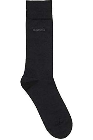 HUGO BOSS Herren John RS Uni WO Socken aus Schurwoll-Mix mit Baumwolle und Naturetexx®-Finish