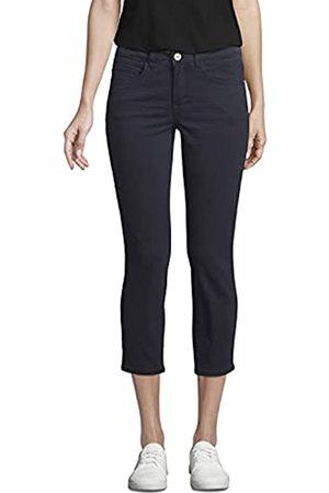 TOM TAILOR Damen 1026637 Alexa Slim Jeans, 10668-Sky Captain Blue