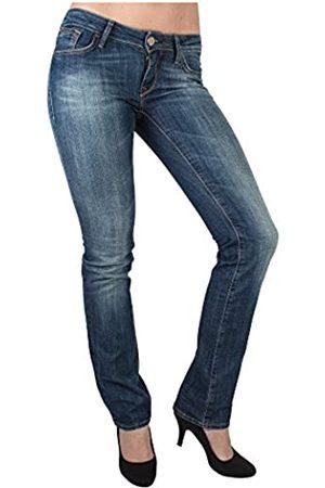 Mavi Damen Straight Leg Jeans OLIVIA, Gr. W32/L34