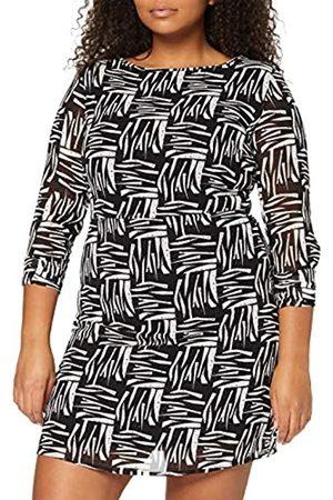 Mexx Womens Femminine 3/4 Sleeve Dress