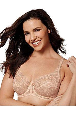 Playtex Damen BHs & Bustiers - Womens Love My Curves Sexy Lift UW Bra (US4825) -Paris Nude -42C