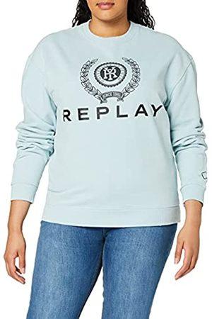 Replay Damen W3153C.000.22890CS Sweatshirt