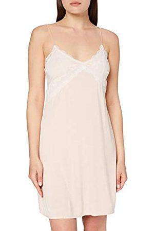 IRIS & LILLY Amazon-Marke: Damen Negligé, Pink (Light Peach), S
