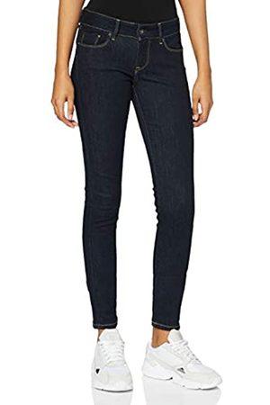 Pepe Jeans Damen Cropped - Damen Soho Jeans
