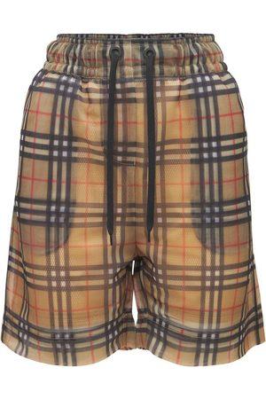 """BURBERRY Damen Shorts - Shorts Mit Karos """"tawney"""""""