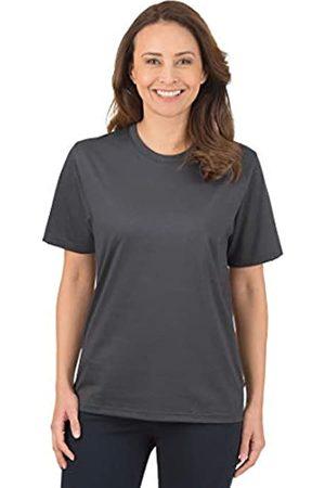 Trigema Damen Shirts - Damen T-Shirt 536202, Gr. 44 (Herstellergröße: L)