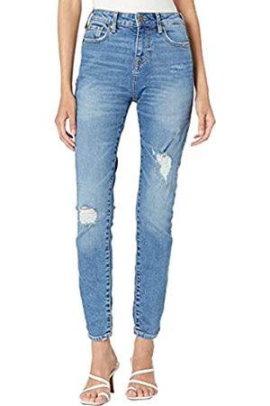 True Religion Women's Jennie High Rise Curvy Skinny Fit Jean