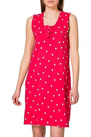 Blue Seven Damen Freizeitkleider - Damen Punkte, V-Ausschnitt Kleid