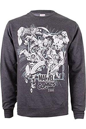 Marvel Herren Band of Heroes Sweatshirt