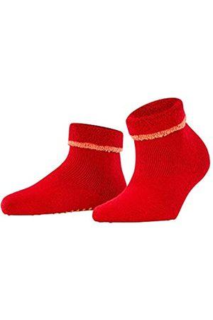 Esprit Damen Hausschuhe - Damen Cosy Homepads 2 W HP Hausschuh-Socken, (Sporty Red 8003)
