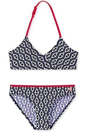 Schiesser Mädchen Triangle Bikini-Set 164