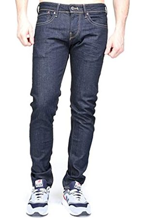 Pepe Jeans Herren Cropped - Herren Jeans , (12Oz Clean Twill Denim Bb6)
