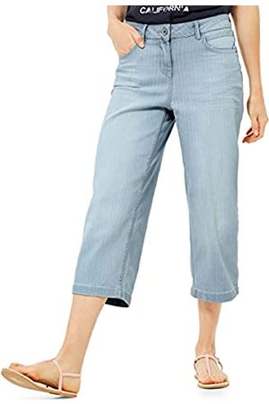 CECIL Damen Wide Legs Jeans