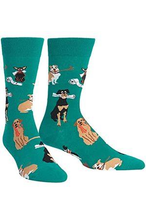 Sock It To Me Herren-Crew Socken - Chew on This (EU Größe: 38-46)
