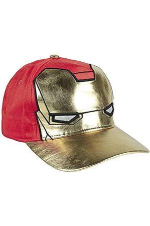 Cerdá Jungen Hüte - Jungen Gorra Innovación Avengers Iron Man Schirmmütze