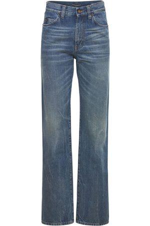 SAINT LAURENT 60s Denim Jeans