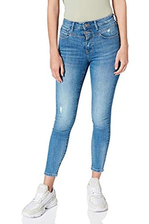 ONLY Damen ONLCHRISSY Life HW SK ANK BB TAI691 Jeans