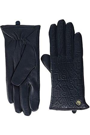 Karl Lagerfeld Paris Damen KARL QUILTED GLOVES Handschuhe für kaltes Wetter