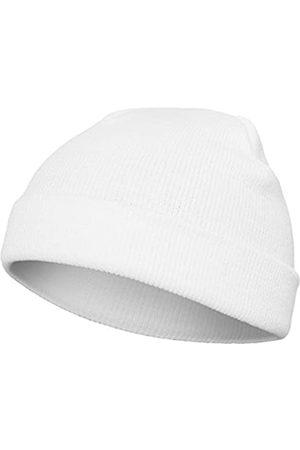 Flexfit Herren Mützen - Mütze Heavyweight Beanie, white, one size