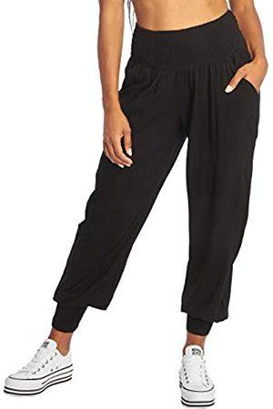 Urban classics Damen Hosen & Jeans - Damen Ladies Sarong Pants Hose