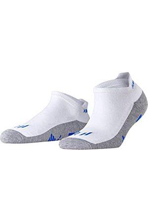 Burlington Sneaker Running angenehme Materialien Größe 36-41 Damen schwarz viele weitere Farben verstärkte Sportsocken ohne Muster gepolstert kurz mit Frotteesohle zum Laufen 1 Paar