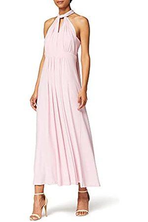 TRUTH & FABLE Amazon-Marke: Damen Maxi A-Linien-Kleid, 36