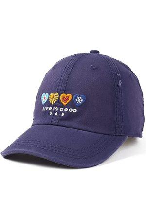 Life Is Good Unisex-Erwachsene Chill Cap Baseball hat Baseballkappe