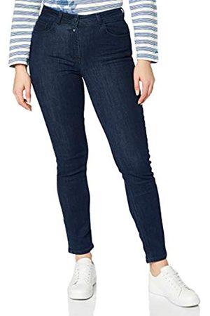 CECIL Damen 373753 Style Toronto Slim Fit High Waist Jeans