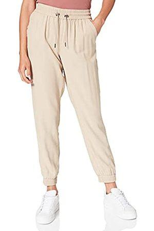 ONLY Damen Stoffhosen - Damen ONLKELDA-Emery MW Pull-UP Pants PNT NOOS Hose