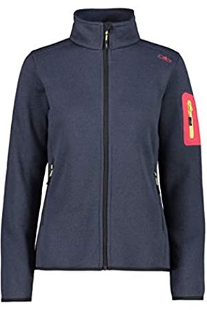 CMP Damen Knit Tech Fleece Jacket