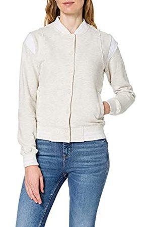 Urban classics Damen Ladies Inset Sweat Jacket College-Jacke