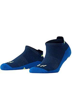 Burlington Sneaker Running angenehme Materialien Größe 36-41 Damen schwarz weiß viele weitere Farben verstärkte Sportsocken ohne Muster gepolstert kurz mit Frotteesohle zum Laufen 1 Paar