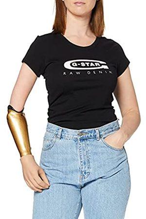 G-Star Damen Shirts - Damen T-Shirt Graphic 20 Slim R TWmn S\s