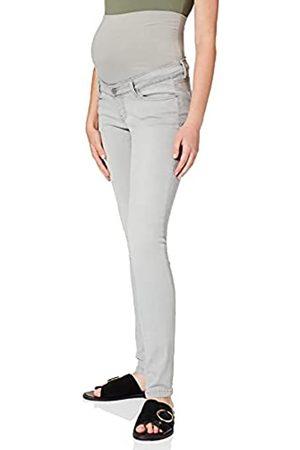 Noppies Damen OTB Skinny Avi Light Aged Grey Jeans, Grey-P412