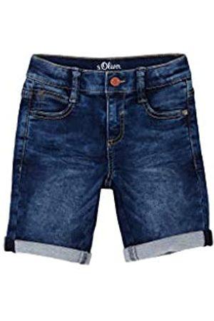 s.Oliver Jungen Regular Fit: Bermuda aus Jeans 116.Slim