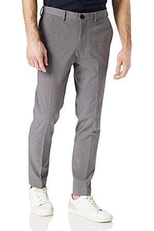 SELECTED Male Hose Casual Stretch Jersey 48Light Grey Melange