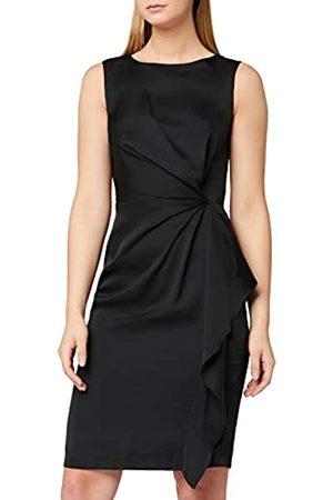 TRUTH & FABLE Damen Freizeitkleider - Amazon-Marke: Damen Midi-Schlauchkleid, 38