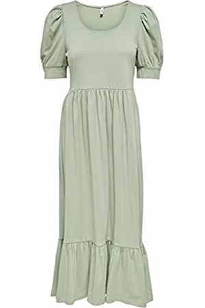 ONLY Damen ONLMAY Life S/S Puff Dress JRS Kleid