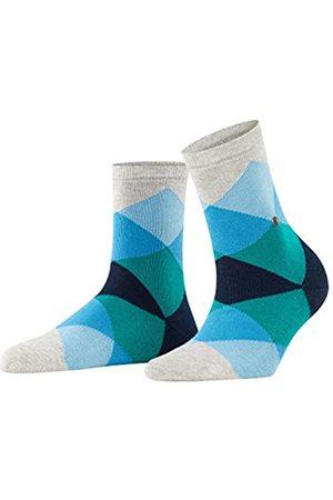 Burlington Damen Socken Bonnie, Baumwollmischung, 1 Paar