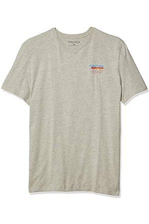 Nautica Unisex-Erwachsene Men's Logo Graphic Short Sleeve T-Shirt