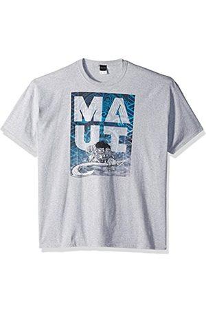 Disney Herren Moana Maui Hook Fade Graphic T-Shirt Hemd