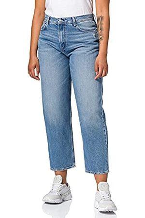 Pepe Jeans Damen Cropped - Damen Dover Jeans