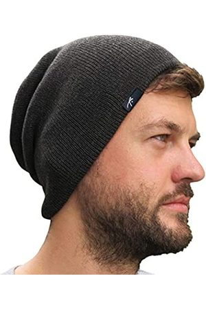 Grace Folly Herren Hüte - Sackmütze Beaniemütze Slouch Mütze für Herren Skull Cap Käppchen (in vielen Farben verfügbar)